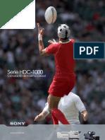 Serie HDC-1000