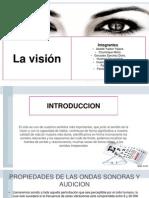 diapositivas sobre la vision