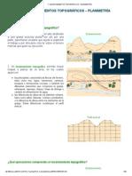 Levantamiento topografico explicado