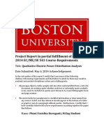 Qualitative Power Distribution Analysis