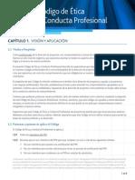 Código Etica Conducta Profesional PMI