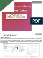 Regional Key Account Strategy - L'ORÉAL