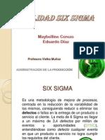 sixsigma:)