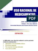 Uso Racional de Medicamentos en Pediatría 2014