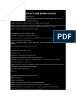 CLASIFICACIONES NEUROCIRUGIA