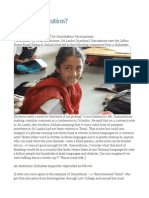 Welfare Education