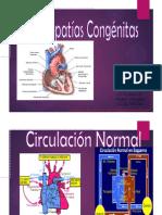 Cardiopatia y Enfermedad Diarreica