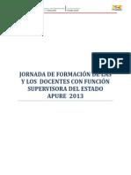 Perfil Del DFS Del Estado Apure