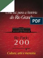 Rio Pardo 200 Anos