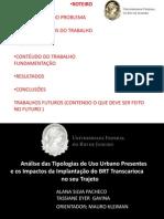 Apresentação Jic - BRT Transcarioca