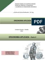 ERGONOMIA - Biomecânica