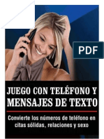 JuegoConTelefonoYMensajesDeTexto