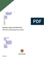 Build an HDR Robot