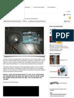 Arduino Chiptunes - Todos - Português