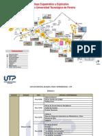 Mapa UTP 2014