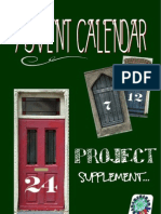 AIM January 2010 Project Supplement