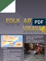 (Folk Arts in Visayas)