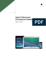 apd catalog april 2014