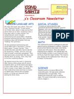 newsletter nov  14 2014