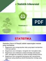 Materi P2 Sttk Inferensial Sig B Bebas