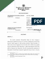 2013 Quasi Contract Cases
