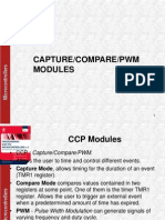 7 Capture Compare PWM