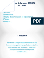 Presentacion Isa 5.1