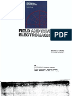 Field And Wave Electromagnetics Pdf