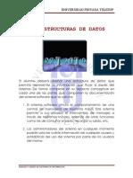 169220571 Las Estructuras de Datos