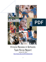 IL Draft Task Force Report on Recess