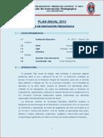 PLAN+ANUAL+AULA INOVACION PEDAGOGICA+2013.doc