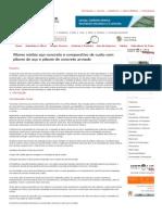 Pilares Mistos Aço-concreto e Comparativo de Custos Com Pilares - MetaLica