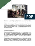 Conceptos Estéticos en Clement Rosset