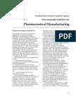PharmaceuticalManufacturing