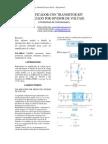 Amplificador Con Transistor  Bjt Polarizado Por Divisor de Voltaje