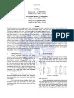 laporan praktikum lensa