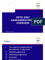 Optic disc assessment RNFL Overview