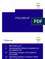 Follow up Glaucoma Patients
