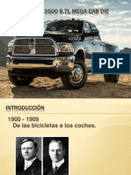Dodge Ram 3500 6
