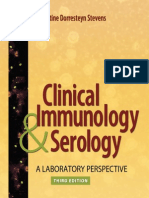 Clinical Serology and Immunology by Stevens