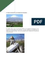 El sillar volcánico y la Ciudad de Arequipa.doc