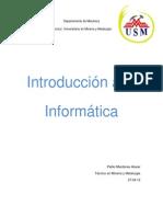 Introduccion a La Informatica