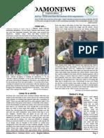 SIDAMO NEWS 32-English Edition