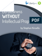 Kinsella Do Business Without Ip 2014