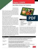 C3266PW Product Sheet