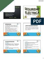 4. Seguridad Electrica
