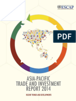 Asia-Pacific Trade and Investment Report (APTIR) 2014