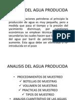 Analisis Del Agua Producida