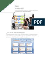 Presentaciones Digitales