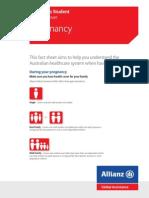 OSHC Pregnancy Fact Sheet